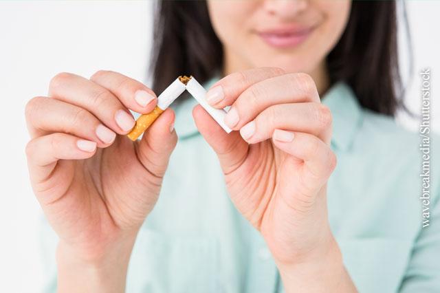 Mit dem rauchen aufhoren bessere haut